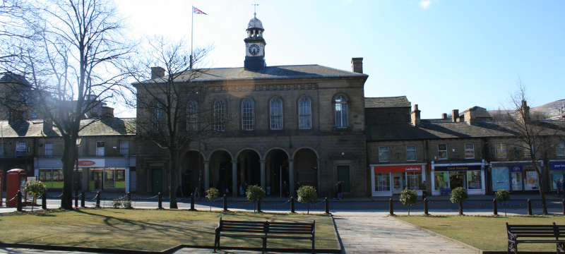 The Town Hall / Market Hall